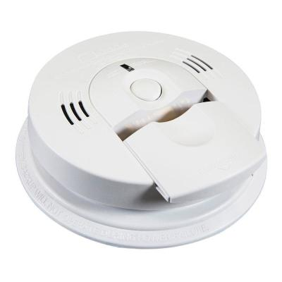 Code One Battery Operated Combination Ionization Smoke and Carbon Monoxide Detector with Voice Warning (36-Pack)