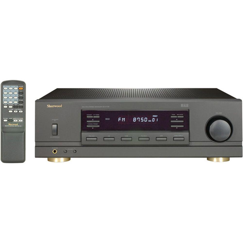Sherwood 210 Watt 2 Channel Stereo Receiver-DISCONTINUED