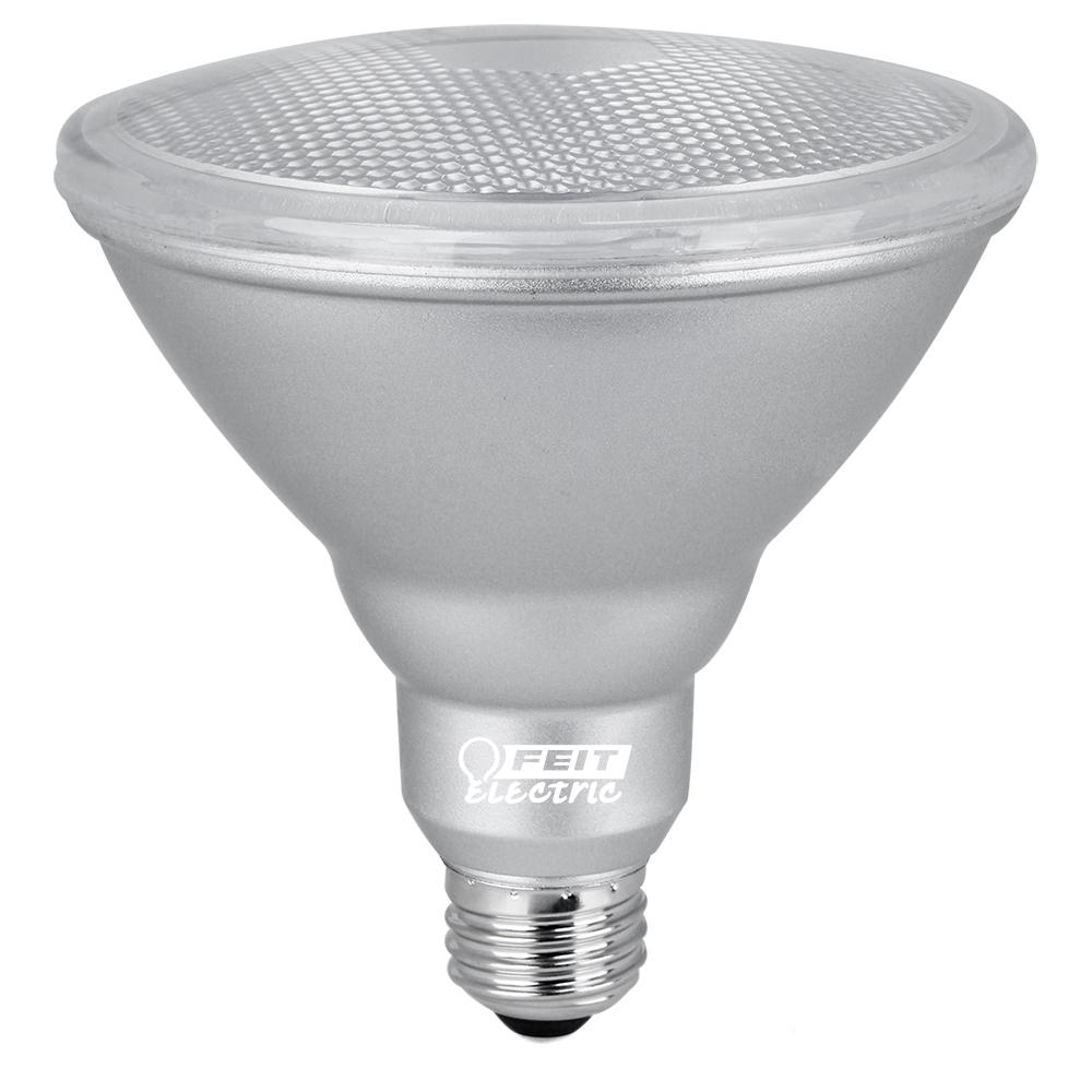 90W Equivalent Daylight (5000K) PAR38 Dimmable Spot Waterproof LED Light Bulb