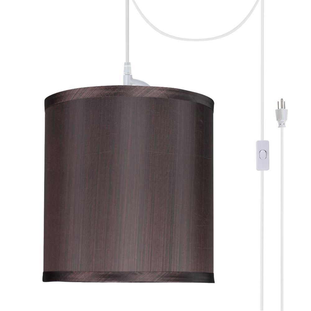 Plug In Plug In Pendant Lights Lighting The Home Depot