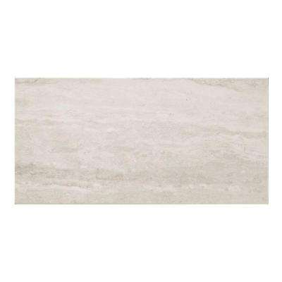 Pietra Bella Blanco 12 in. x 24 in. Porcelain Floor and Wall Tile (16.68 sq. ft. / case)