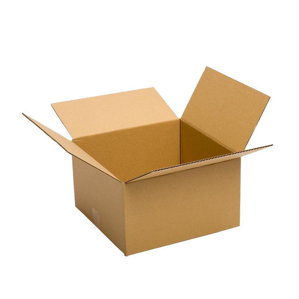 Pratt Retail Specialties 14 in. L x 14 in. W x 6 in. D Box (25-Pack)