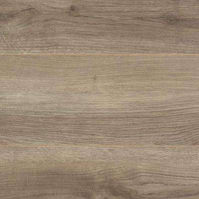 Kempson Ridge Oak 8 mm T x 6.26 in. W x 54.45 in. L Laminate Flooring (23.67 sq. ft. / case)