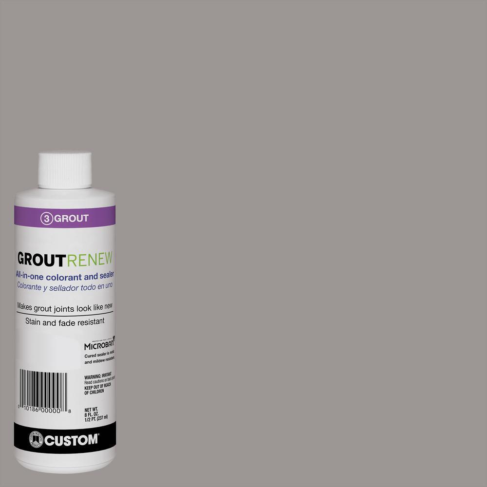 Polyblend #165 Delorean Gray 8 oz. Grout Renew Colorant