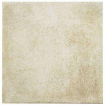 Pompei Natural 9-1/2 in. x 9-1/2 in. Porcelain Floor and Wall Tile (10.76 sq. ft. / case)