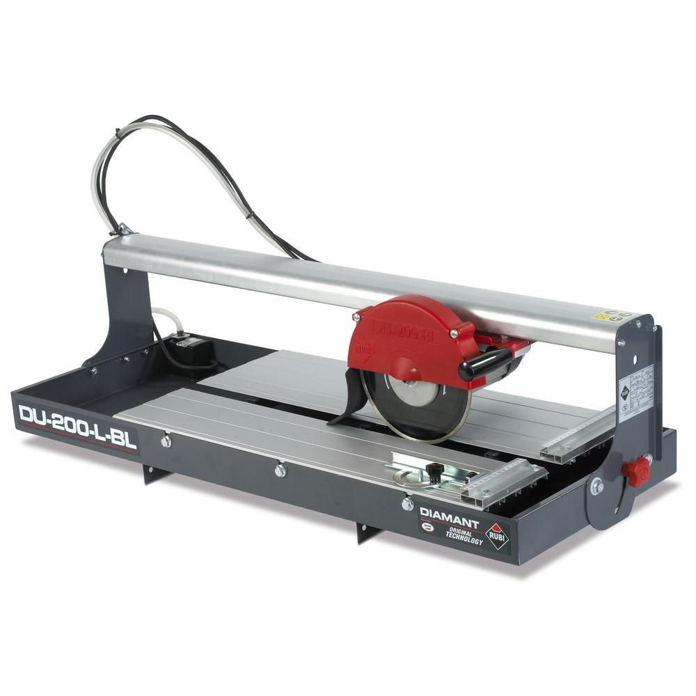 Rubi 1.2 HP DU 200 BL-L 25 in. Electric Tile Saw