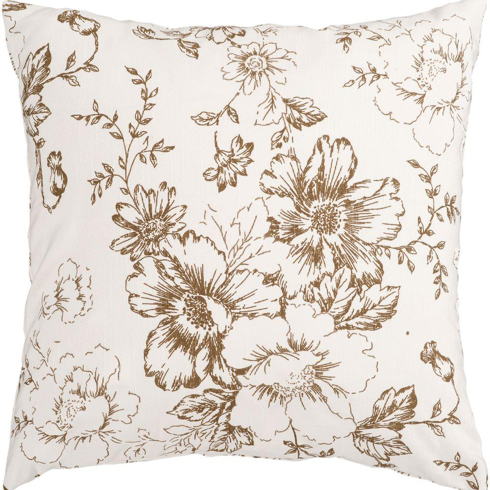 Artistic Weavers Classy 18 in. x 18 in. Decorative Pillow