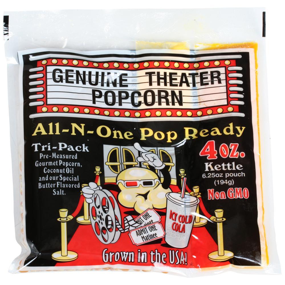 4 oz. Premium Popcorn (24-Pack)