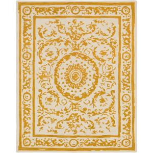 Artistic Weavers Sabeen Mustard 8 ft. x 10 ft. Area Rug by Artistic Weavers
