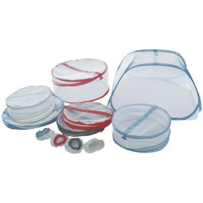 Mesh 7 Piece Food Cover Set