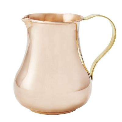 24 oz. Solid Copper Pitcher