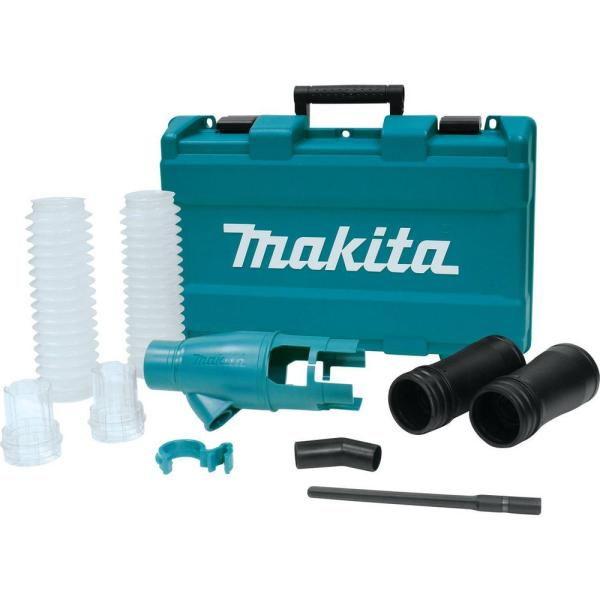 Makita-196537-4 Dust Extraction Attachment, SDS-MAX, Drilling and Demo