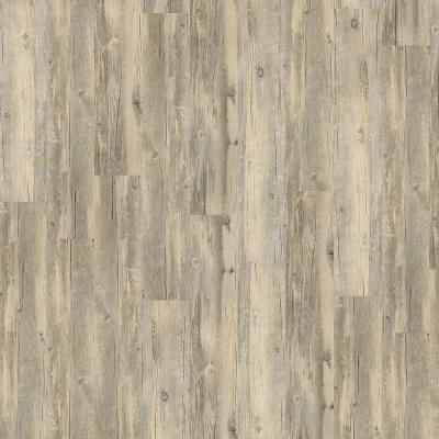 Wisteria 12 mil Lambswool 6 in. x 48 in. Glue Down Vinyl Plank (53.93 sq. ft./case)