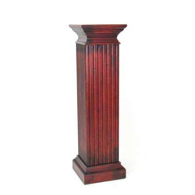 Honey Brown Pedestal