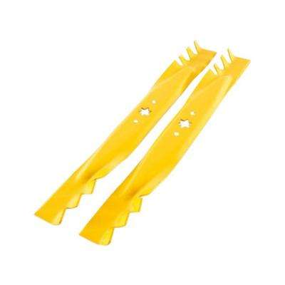 Xtreme Mulching Blade Set for 42 in. MTD Lawn Tractors