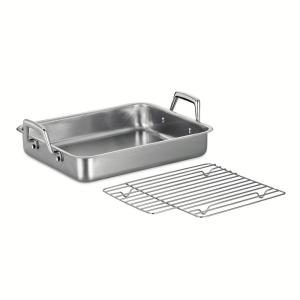 Tramontina Gourmet Prima 5 Qt. Stainless Steel Roasting Pan by Tramontina
