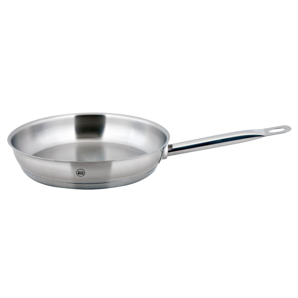 PRO-X 9.5 in. Stainless Steel Skillet
