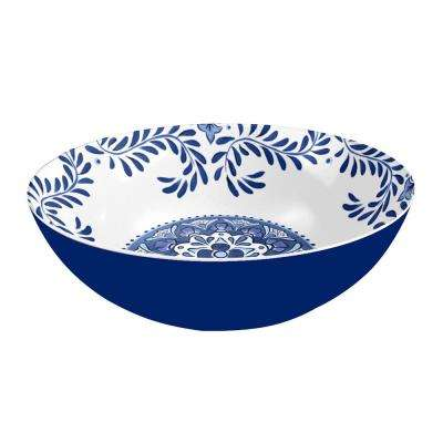 Cobalt Casita Serve Bowl