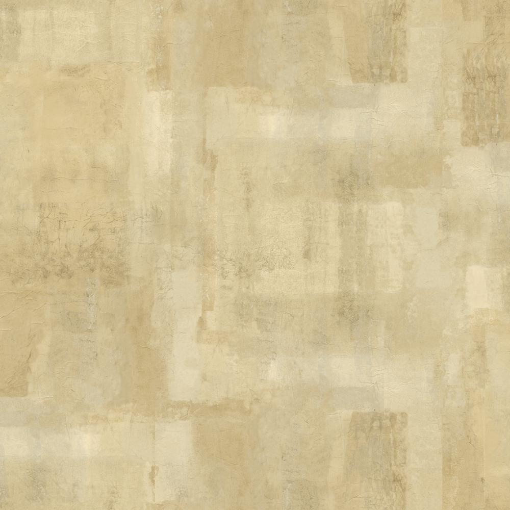 York Wallcoverings Inspired By Color Beige Tissue Paper Blocks ...
