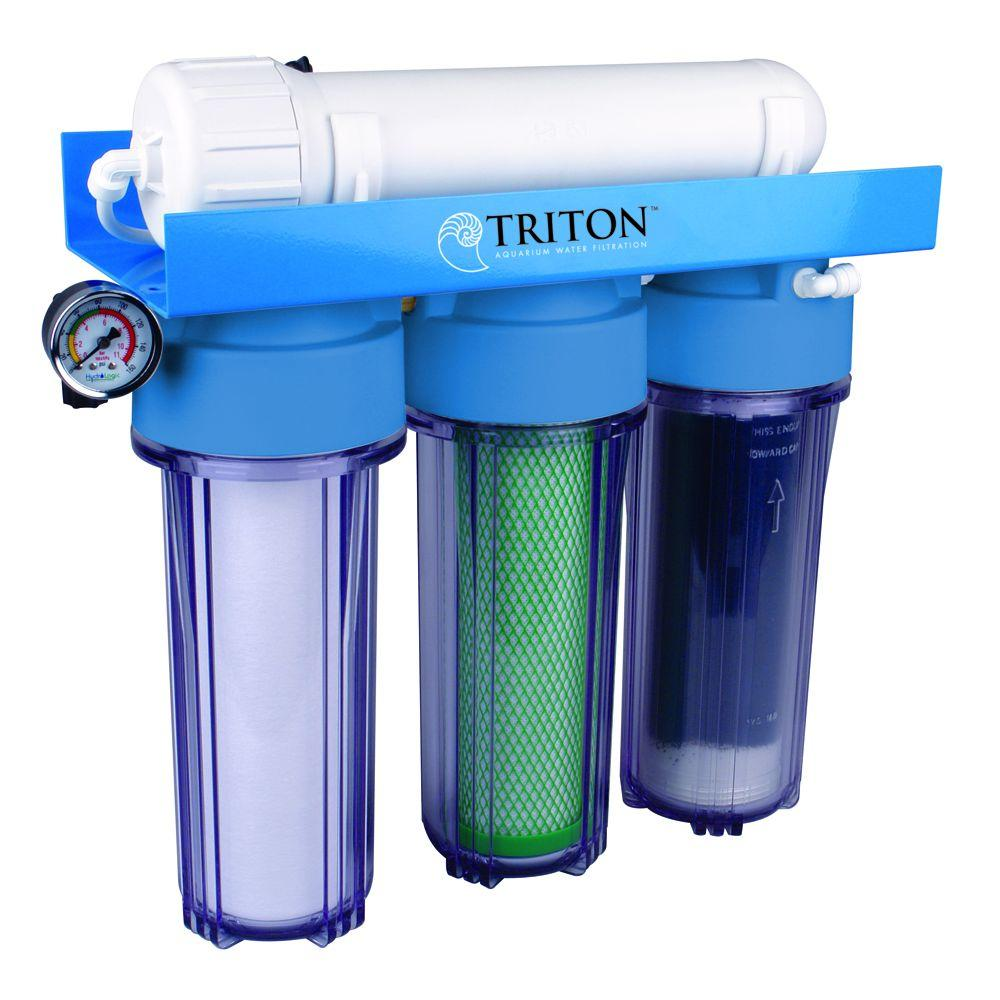 Triton DI100 GPD Aquarium Water Filtration System ...