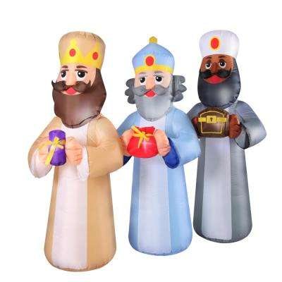 5.5 ft. Inflatable 3 Wisemen