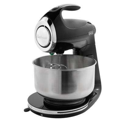 Heritage 4.6 Qt Offset Bowl Black Stand Mixer