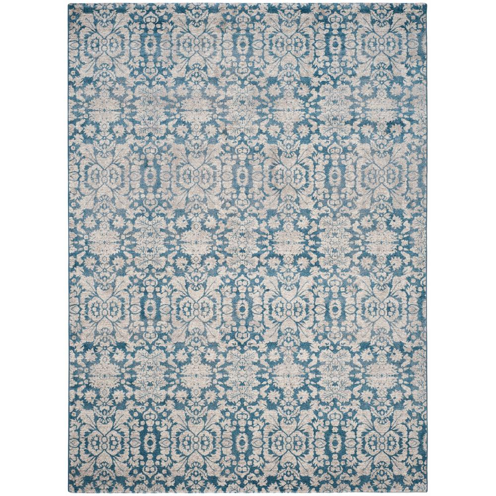 Safavieh Sofia Blue Beige 8 Ft X 10