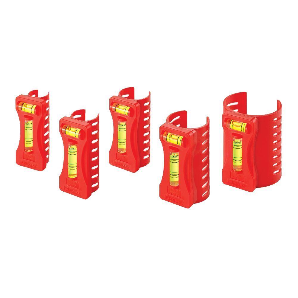 Kapro Pipe Level Set