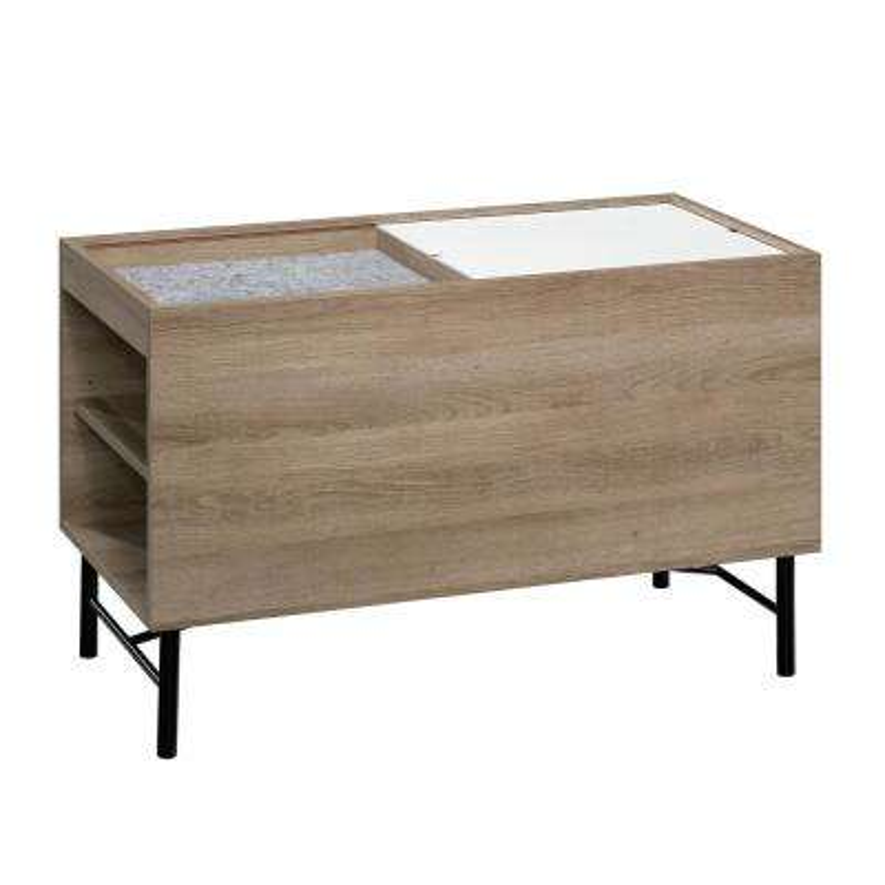 Anda Norr Sky Oak Accent Storage Cabinet