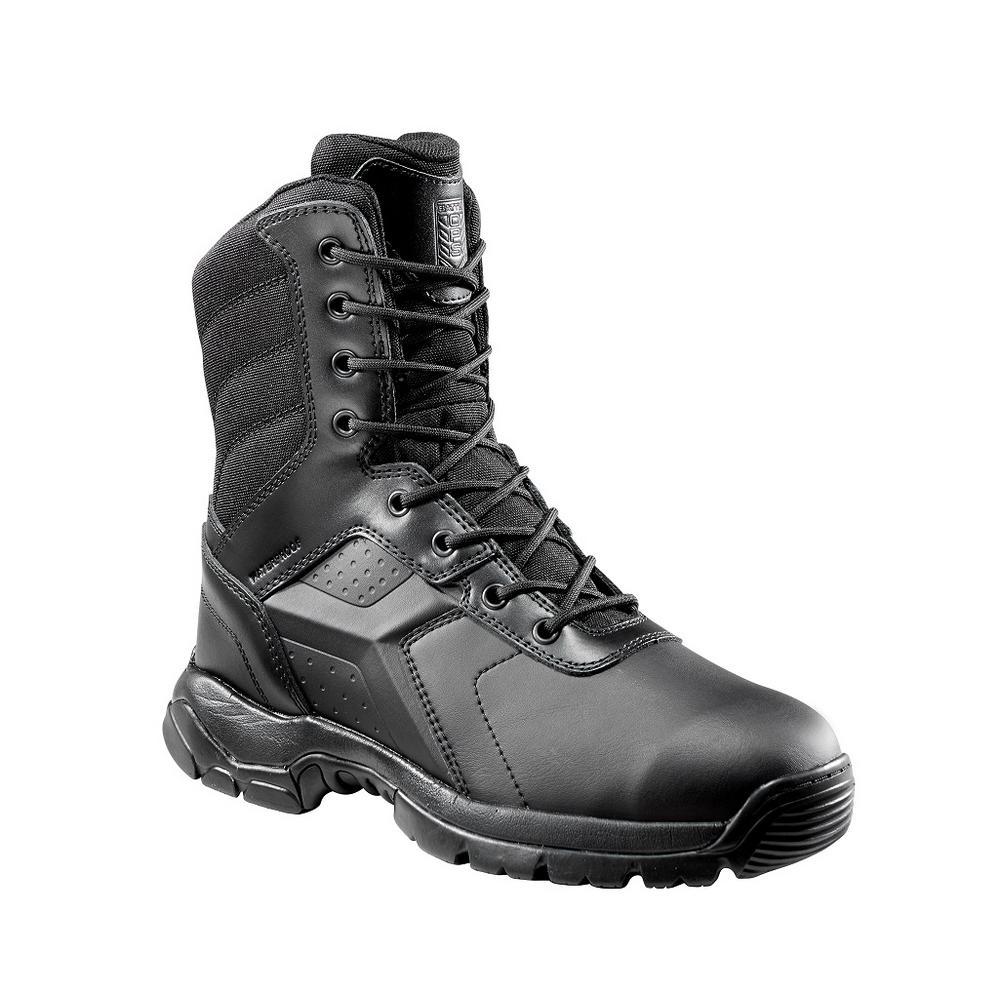 Battle Ops Men's 012MW Black Polishable