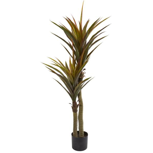 56 in. Yucca Artificial Tree