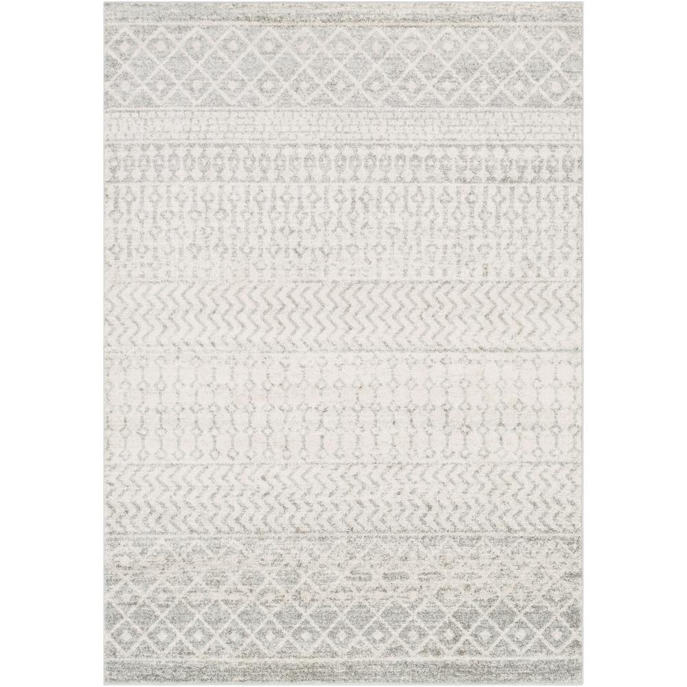 Artistic Weavers Laurine Gray 8 ft. x 10 ft. Area Rug