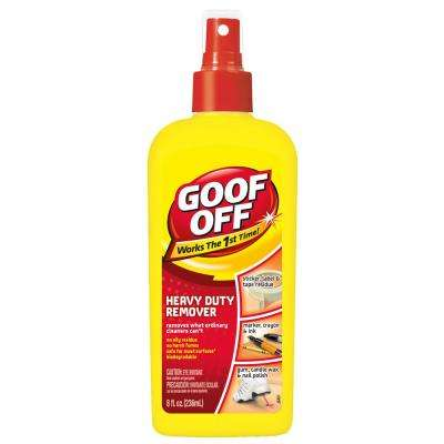 8 oz. Heavy Duty Spot Remover and Degreaser