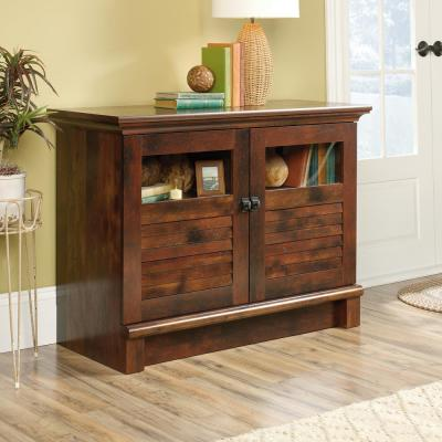 Harbor View Curado Cherry TV Accent Cabinet with Doors
