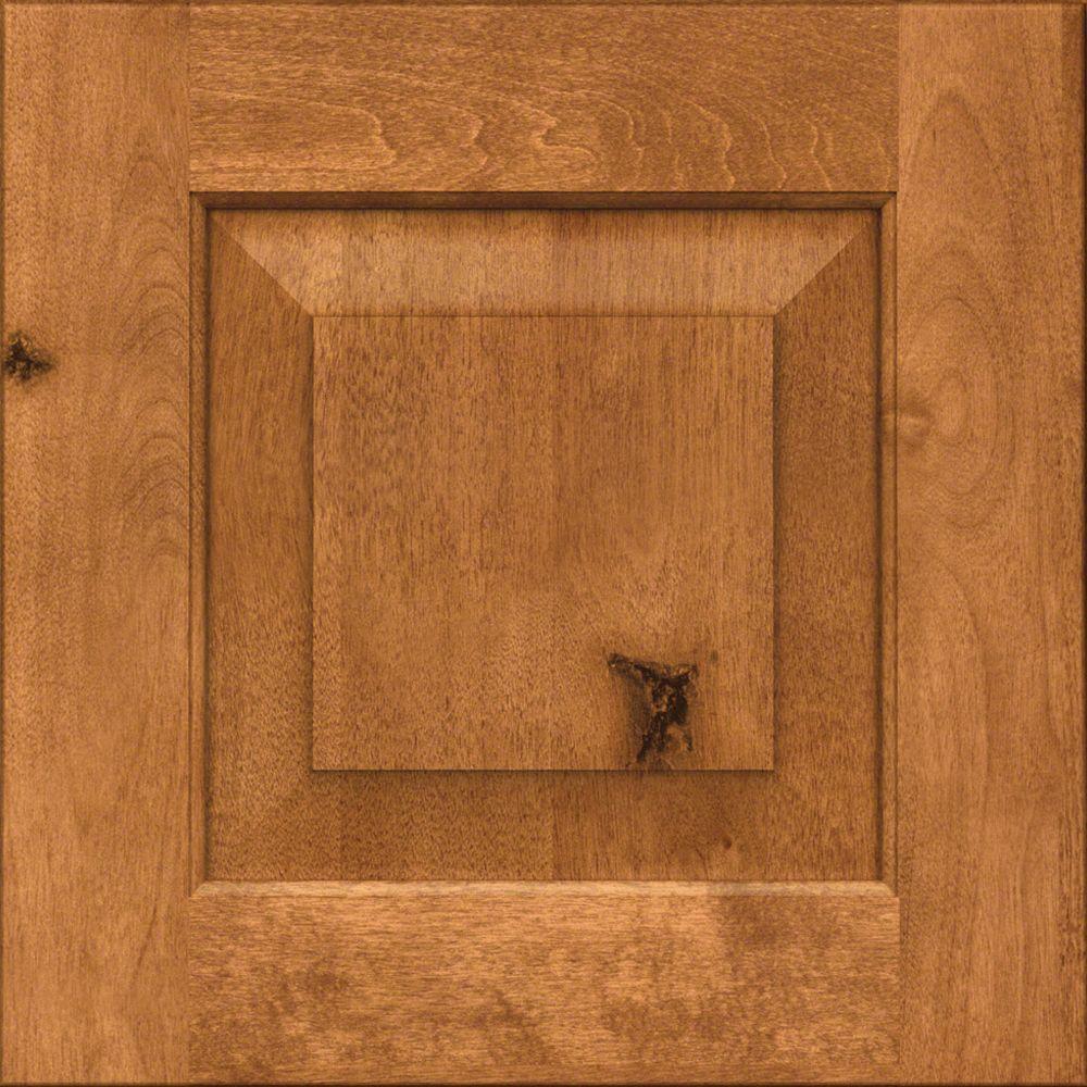 Cabinet Door Sample In Dillon Birch