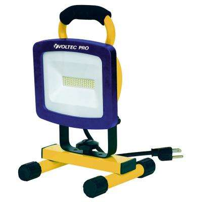 4400 Lumen 48-Watt AC LED Portable Work Light