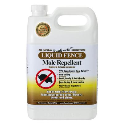 1 gal. Concentrate Mole Repellent