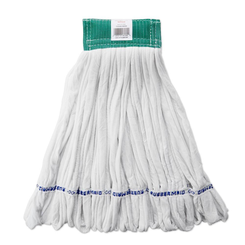 Medium Rough Floor Wet Mop with 5 in. Headband (12-Case)