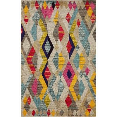 Sedona Multi 6 ft. x 9 ft. Area Rug