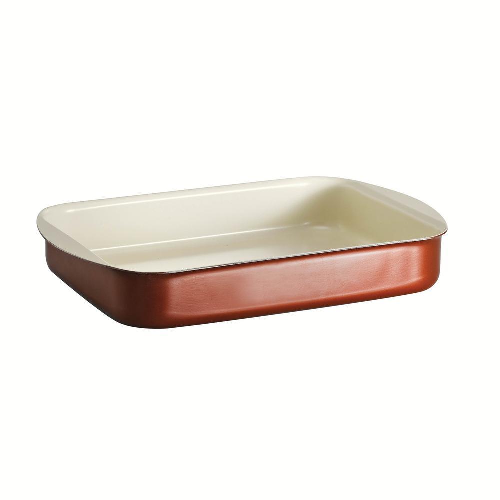 Style Ceramica Aluminum Roasting Pan