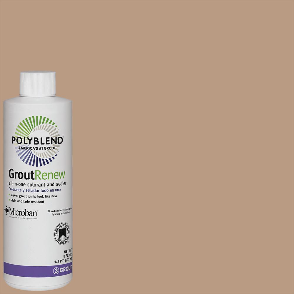 Custom Building Products Polyblend 180 Sandstone 8 Oz Grout Renew