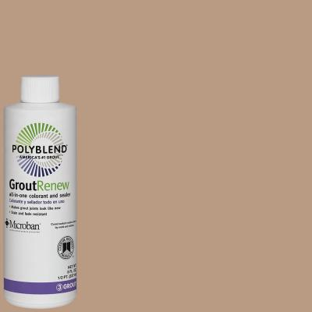 Polyblend #180 Sandstone 8 oz. Grout Renew Colorant
