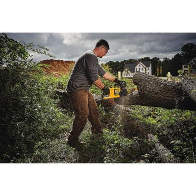 16 in. 60V MAX Lithium-Ion Cordless FLEXVOLT Brushless Chainsaw with (1) 3.0Ah Battery and Charger Included