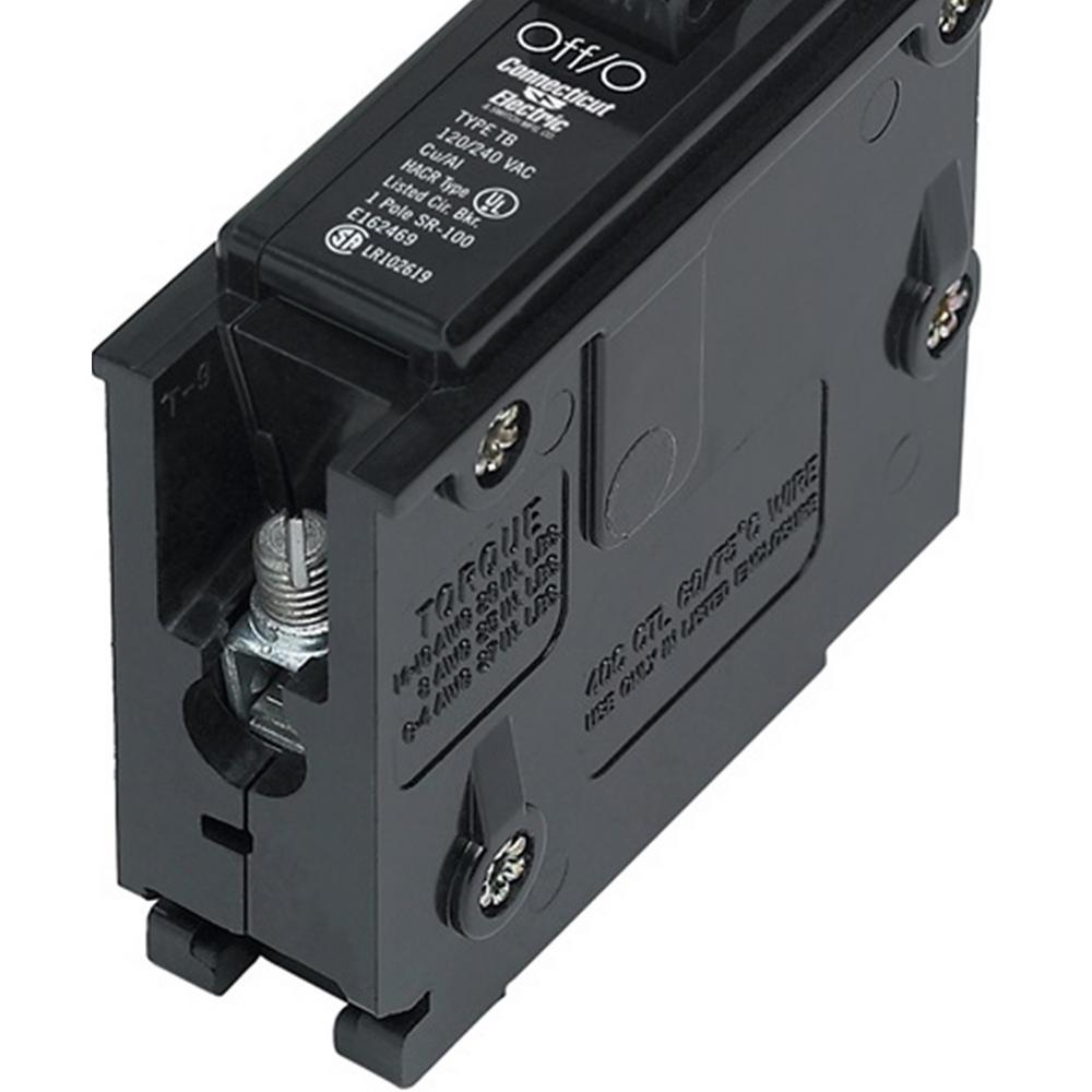 40 Amp 1-Pole Circuit Breaker Type TB