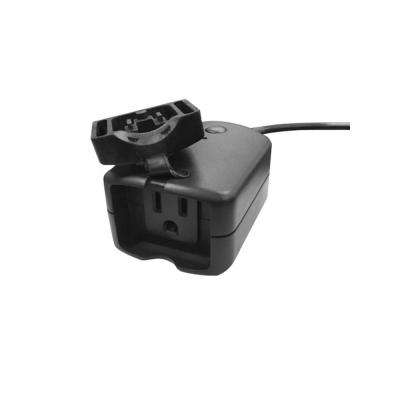 Wireless Outdoor Weather Resistant Wi-Fi Outlet