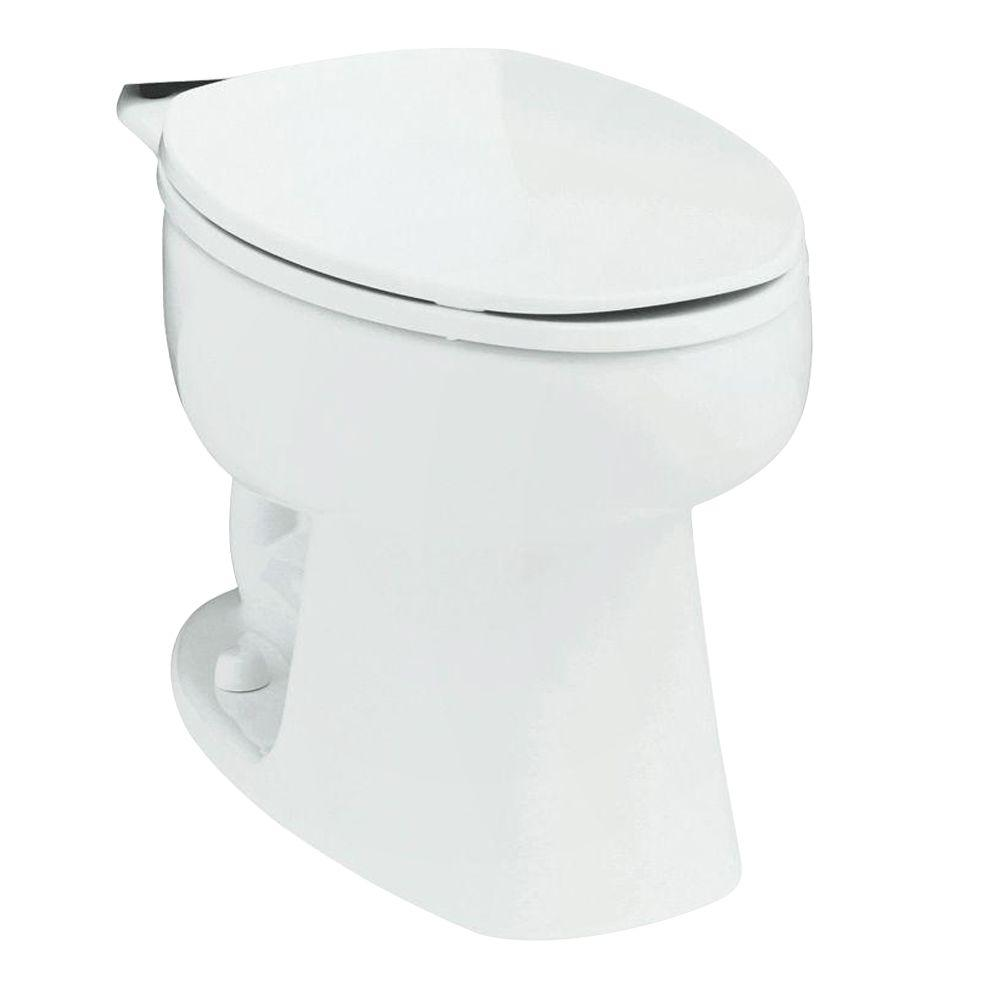 STERLING Windham Elongated Toilet Bowl Only in White-403215-0 - The ...