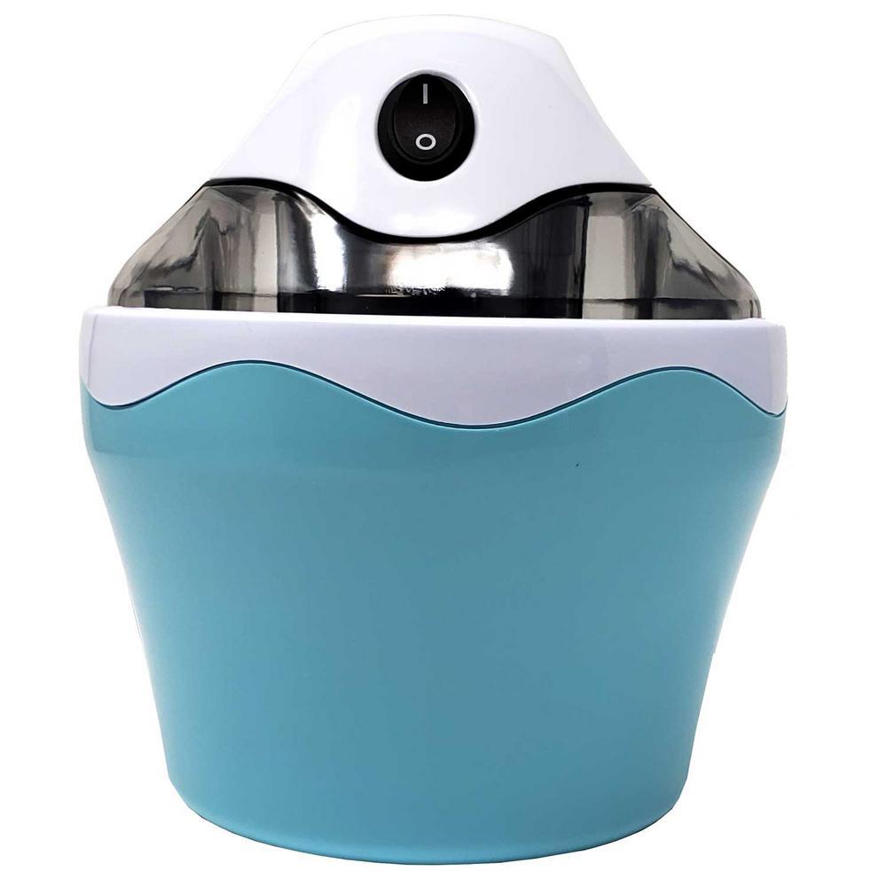 LavoHome 0.5 Qt. Mini Ice Cream Maker Automatic BPA Free ED-750B.IceCreamMaker