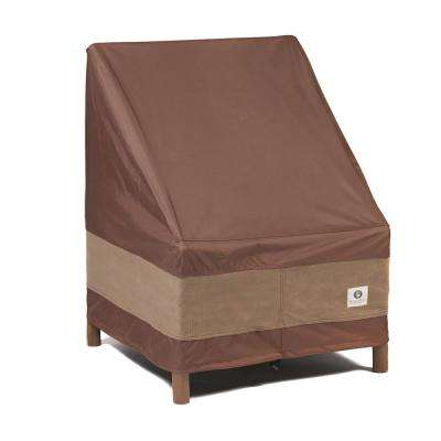Ultimate 28 in. W Stackable Patio Chair Cover