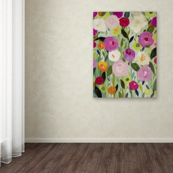Trademark Fine Art 32 in. x 24 in. ''Natures Laugher'' by