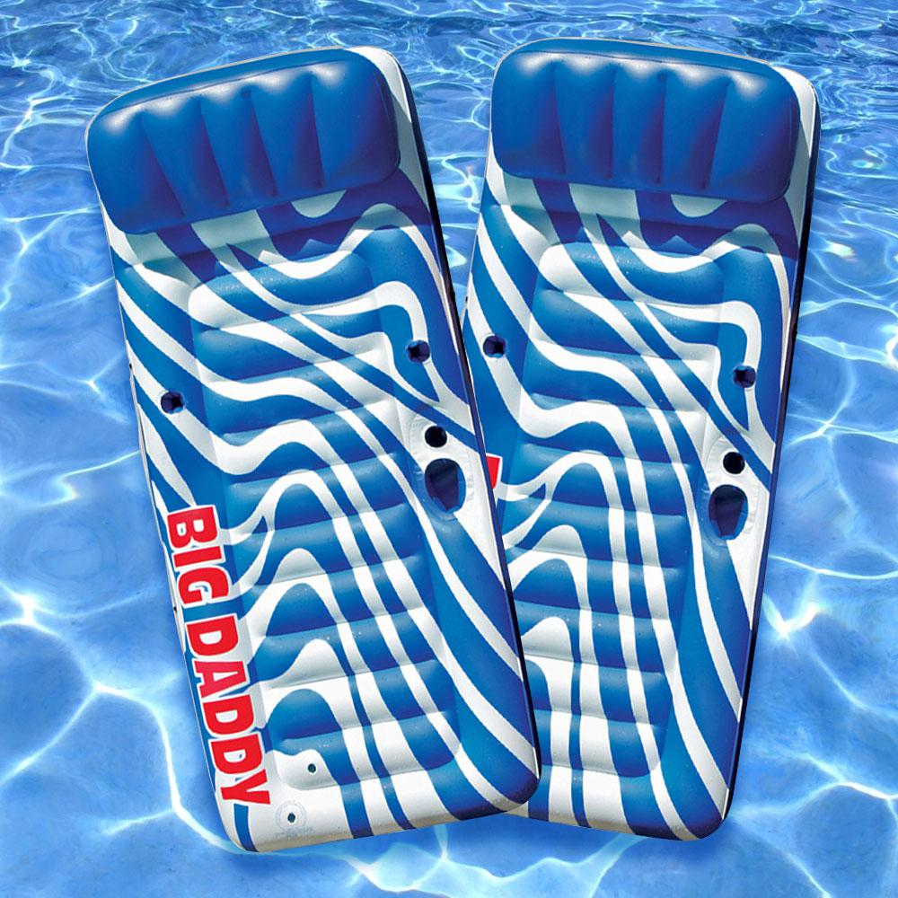 Poolmaster Big Daddy Swimming Pool Mattress Float 83327